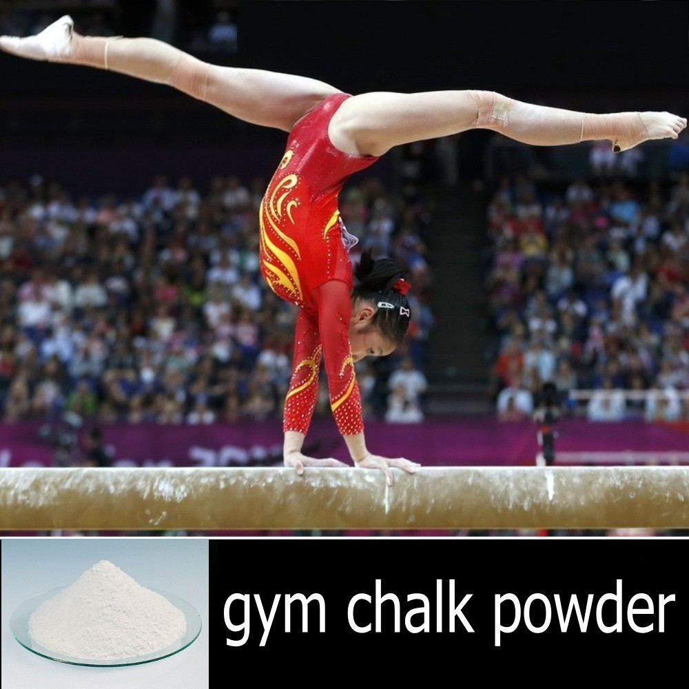 Magnesium powder for sports, rock climbing, gymnastics